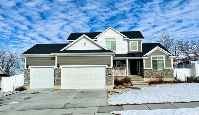 170 W 2330 S, Bountiful, UT 84010 (#1723685) :: The Lance Group
