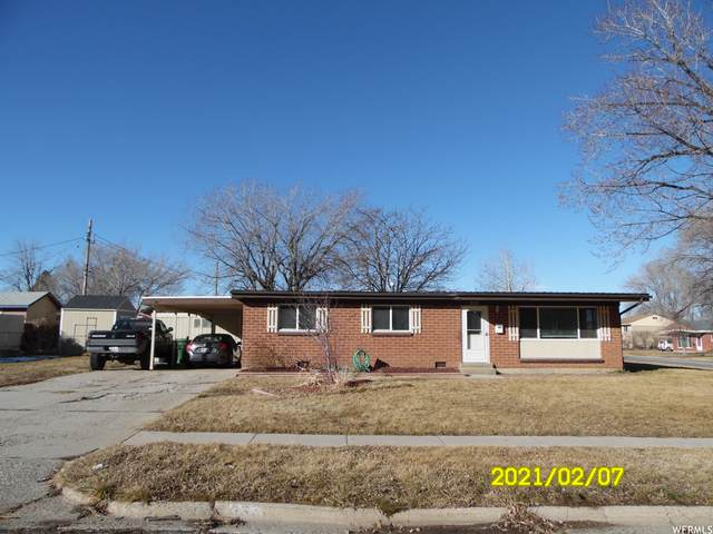357 Holiday Dr, Brigham City, UT 84302 (#1723748) :: Red Sign Team