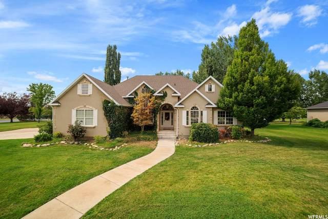 5462 W Stone Creek Dr., Highland, UT 84003 (MLS #1723753) :: Summit Sotheby's International Realty