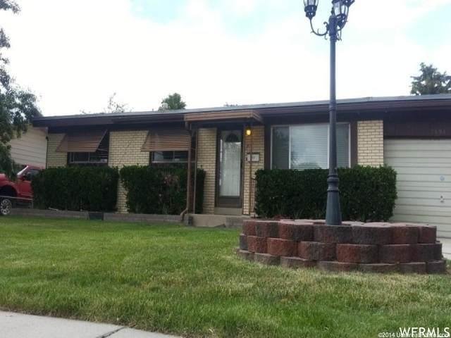 3894 W Ridgecrest Dr S, Taylorsville, UT 84129 (MLS #1723759) :: Lawson Real Estate Team - Engel & Völkers