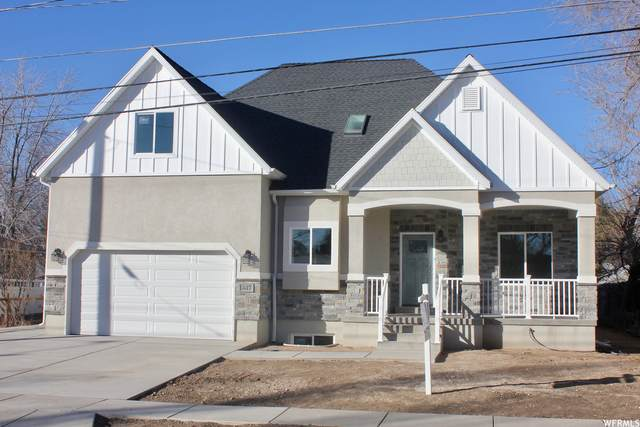 337 E Wilford Ave, Murray, UT 84107 (#1723763) :: C4 Real Estate Team