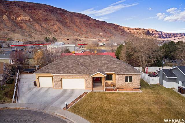 958 Rowena Ct, Moab, UT 84532 (MLS #1723864) :: Summit Sotheby's International Realty