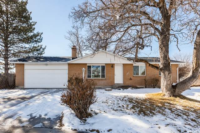 5288 S Sydette Cir, Taylorsville, UT 84129 (#1723905) :: Big Key Real Estate