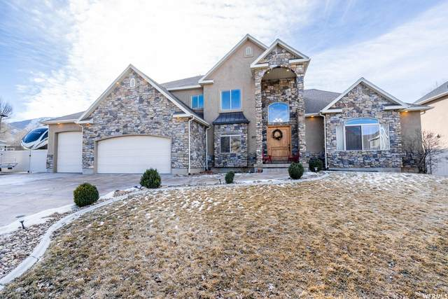 2074 E Pebble Creek Dr S, Springville, UT 84663 (#1723912) :: Livingstone Brokers