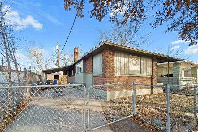113 E Harvard Ave, Salt Lake City, UT 84111 (#1723954) :: goBE Realty