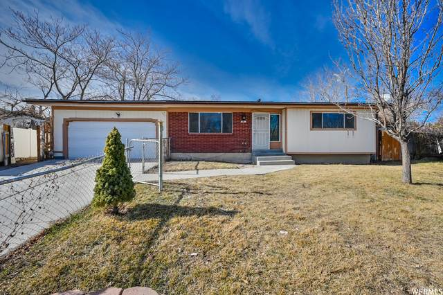 4114 S 2735 W, West Valley City, UT 84119 (#1723959) :: Red Sign Team