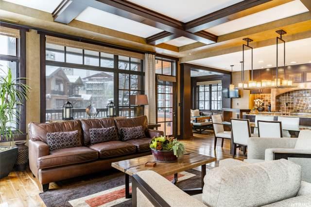 8894 Empire Club Dr #402, Park City, UT 84060 (MLS #1723976) :: Summit Sotheby's International Realty