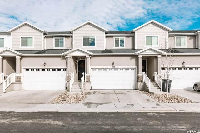 204 W Whitewater Dr, Vineyard, UT 84059 (#1724008) :: Big Key Real Estate