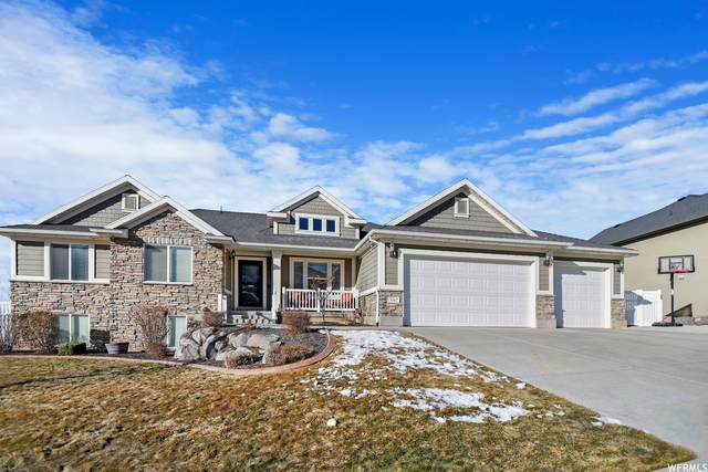 3167 N Goshawk Way, Layton, UT 84040 (#1724013) :: Utah Dream Properties