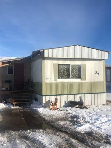 810 N 8TH St #37, Montpelier, ID 83254 (MLS #1724018) :: Lawson Real Estate Team - Engel & Völkers