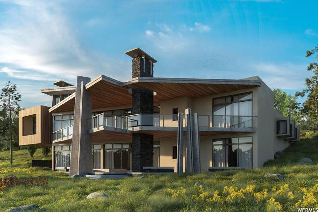 3320 Wapiti Canyon Rd, Park City, UT 84098 (#1724019) :: Black Diamond Realty