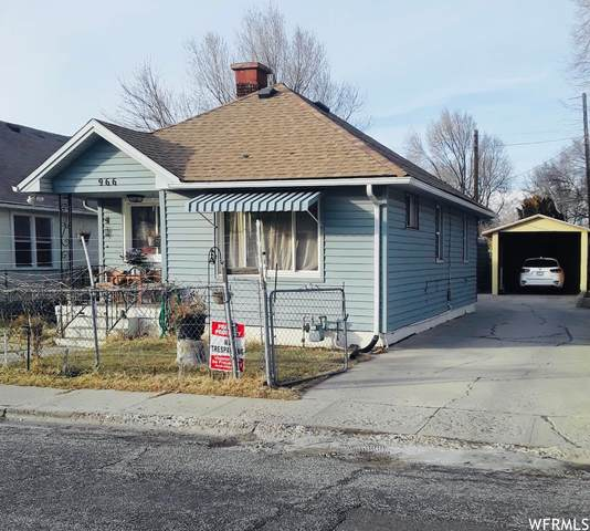 966 Rushton St, Ogden, UT 84401 (MLS #1724039) :: Lawson Real Estate Team - Engel & Völkers