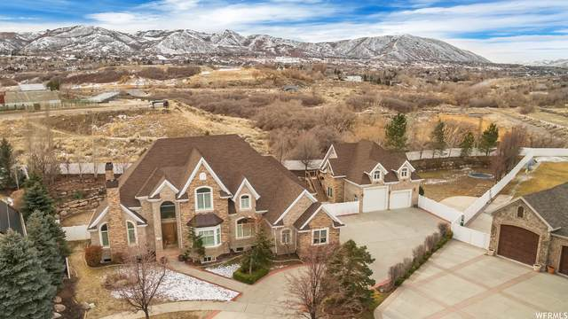1592 E Red Tree Ct, Draper, UT 84020 (MLS #1724058) :: Summit Sotheby's International Realty