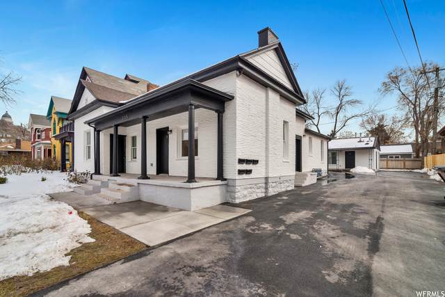 235 W 400 N, Salt Lake City, UT 84103 (MLS #1724071) :: Summit Sotheby's International Realty