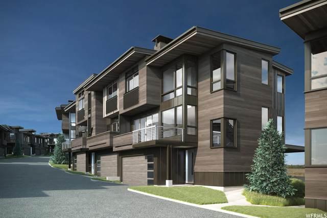 3553 Ridgeline Dr, Park City, UT 84098 (#1724072) :: Colemere Realty Associates