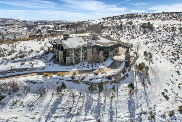 9155 N Twin Peaks Dr, Kamas, UT 84036 (MLS #1724099) :: Summit Sotheby's International Realty