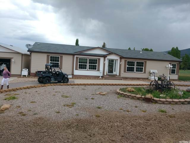 11885 E Club House Dr N Gc1, Fairview, UT 84629 (#1724100) :: Red Sign Team