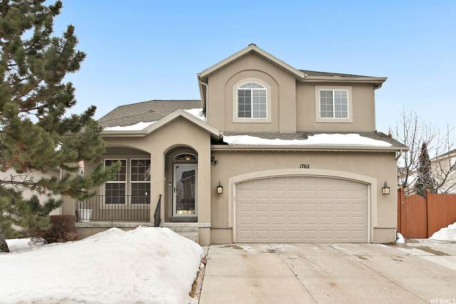 1762 E Auburn Ridge Ln, Draper, UT 84020 (MLS #1724103) :: Lawson Real Estate Team - Engel & Völkers