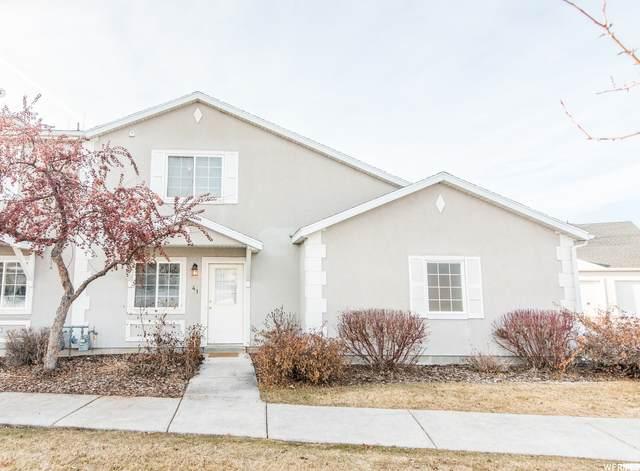 41 W Kensington Pl N, Logan, UT 84341 (MLS #1724123) :: Lawson Real Estate Team - Engel & Völkers
