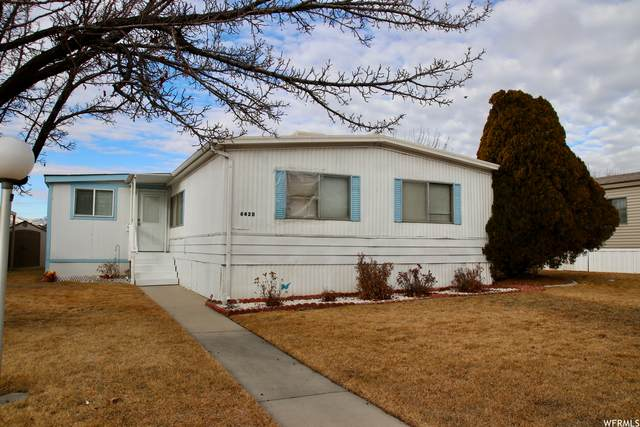 6420 S 1040 W, Murray, UT 84123 (#1724136) :: C4 Real Estate Team