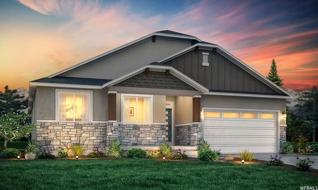 1254 W Waverly Hl #110, West Jordan, UT 84084 (MLS #1724150) :: Lawson Real Estate Team - Engel & Völkers