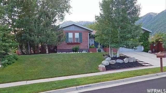 11433 S Mountain Ridge Cir, Sandy, UT 84092 (MLS #1724161) :: Summit Sotheby's International Realty
