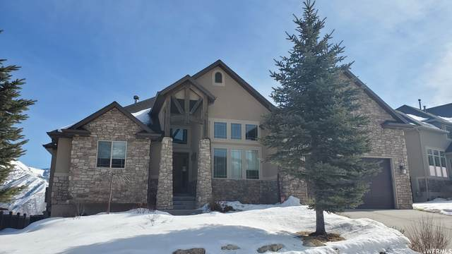 15337 S Eagle Crest Dr E, Draper, UT 84020 (MLS #1724173) :: Lawson Real Estate Team - Engel & Völkers