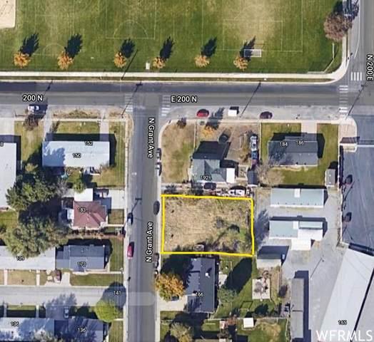 178 N Grant Ave, American Fork, UT 84003 (#1724176) :: Red Sign Team