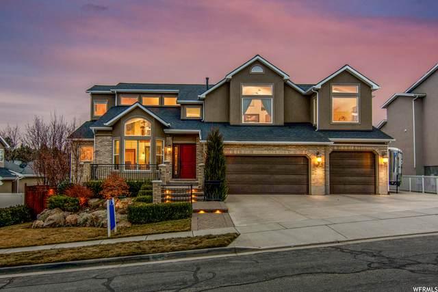 8616 S Cima Dr, Sandy, UT 84093 (#1724195) :: Bustos Real Estate | Keller Williams Utah Realtors