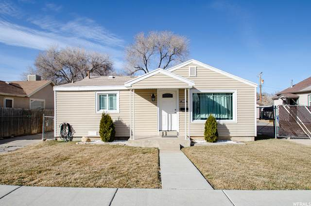 2145 Fowler Ave Ave, Ogden, UT 84401 (#1724217) :: The Lance Group