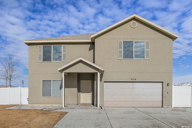 2716 W Willow Cir, Lehi, UT 84043 (#1724230) :: Belknap Team