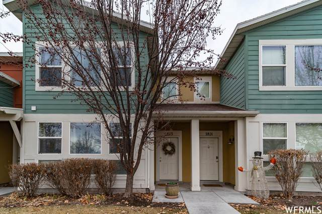 2823 S Fairgrove Ln W, West Valley City, UT 84120 (MLS #1724234) :: Lawson Real Estate Team - Engel & Völkers