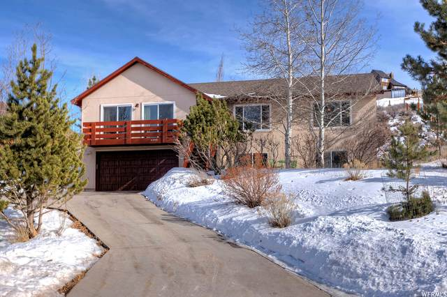 6390 Mountain View Dr, Park City, UT 84098 (#1724252) :: goBE Realty