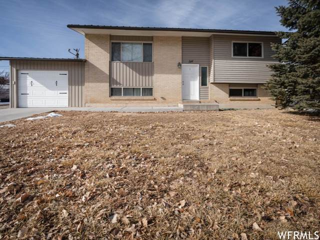 144 S Dale Ave W, Vernal, UT 84078 (#1724258) :: Utah Dream Properties