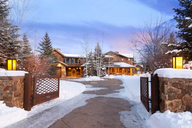 1089 Old Rail Ln, Park City, UT 84098 (#1724270) :: Utah Dream Properties