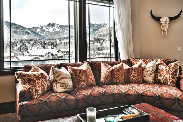 2100 Frostwood Blvd #7116, Park City, UT 84098 (MLS #1724276) :: High Country Properties
