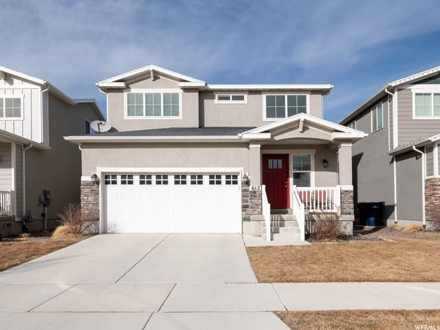 612 W Koins Way, Bluffdale, UT 84065 (#1724292) :: Big Key Real Estate