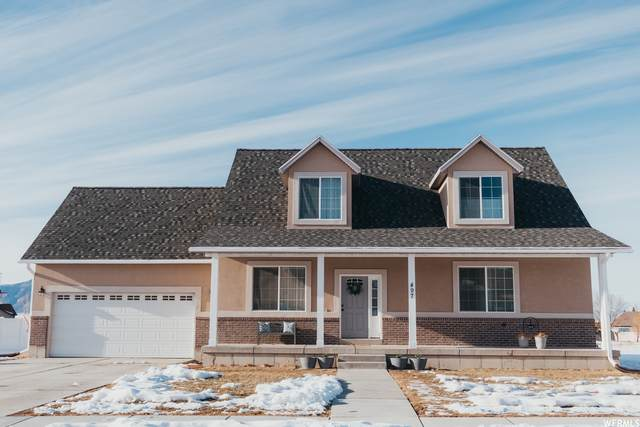 497 E 540 N, Ephraim, UT 84627 (MLS #1724305) :: Summit Sotheby's International Realty