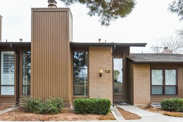 1575 E 6430 S #15, Salt Lake City, UT 84121 (#1724313) :: Big Key Real Estate
