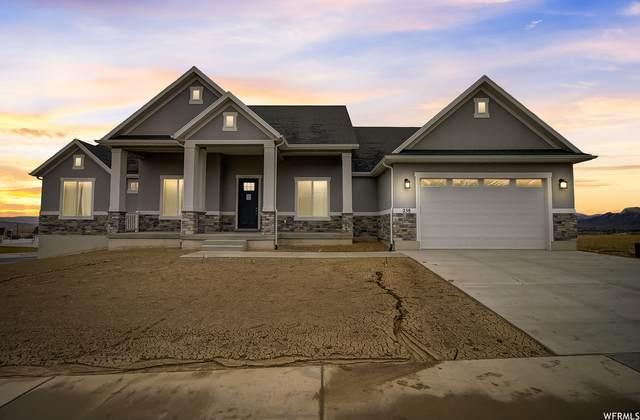 258 W 1610 S, Salem, UT 84653 (#1724345) :: Big Key Real Estate