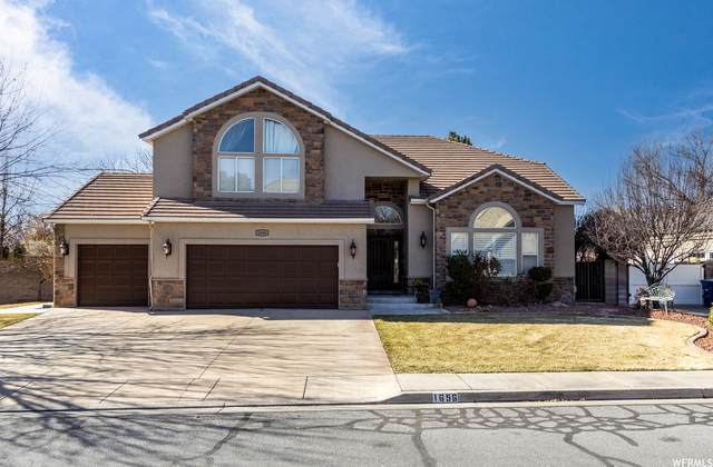 1656 S Cobblestone Ln, St. George, UT 84790 (#1724359) :: RE/MAX Equity