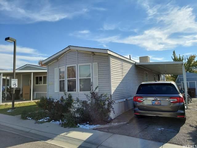 246 Galahad St, North Salt Lake, UT 84054 (MLS #1724361) :: Summit Sotheby's International Realty