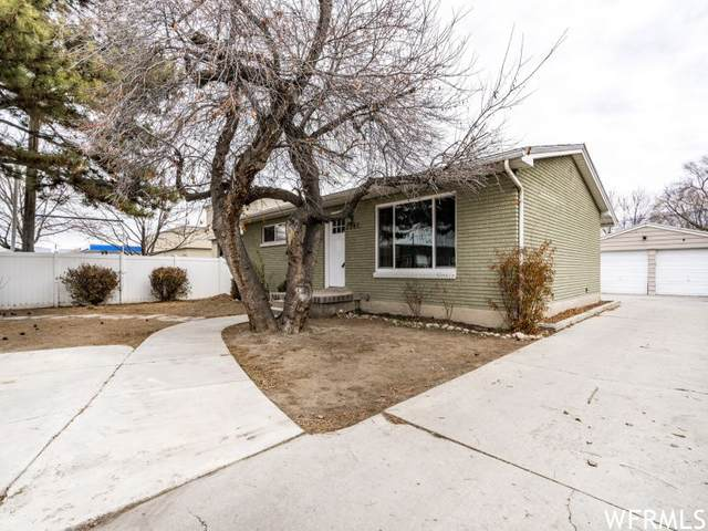 3341 S 300 E, Salt Lake City, UT 84115 (#1724407) :: C4 Real Estate Team