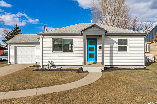 475 E Burton Ave, Salt Lake City, UT 84115 (#1724415) :: Powder Mountain Realty
