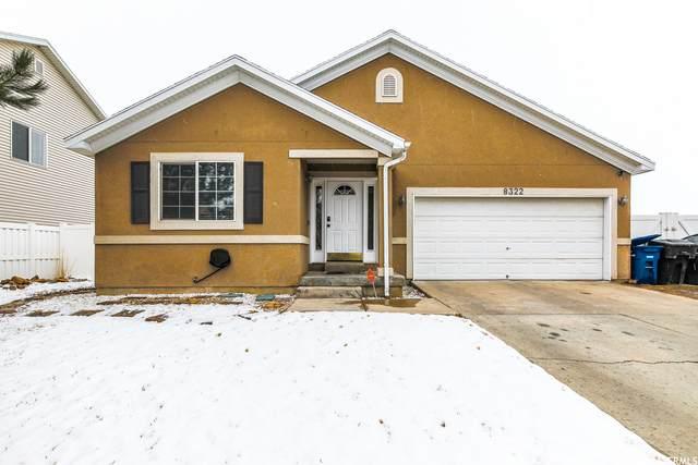 8322 S Sierra Oaks Dr, West Jordan, UT 84081 (#1724420) :: Berkshire Hathaway HomeServices Elite Real Estate