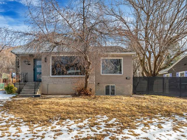 1963 S 2500 E, Salt Lake City, UT 84108 (#1724435) :: Livingstone Brokers