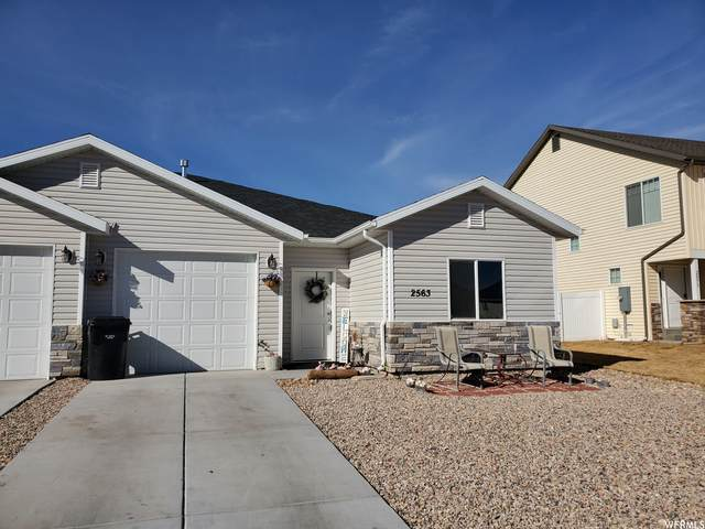 2563 N Clark Pkwy, Cedar City, UT 84721 (MLS #1724444) :: Lawson Real Estate Team - Engel & Völkers