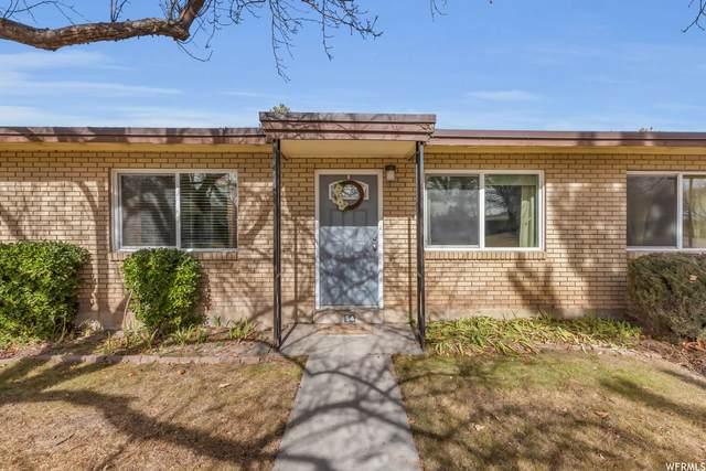3533 W Ridge Dr #54, West Valley City, UT 84119 (#1724460) :: Big Key Real Estate