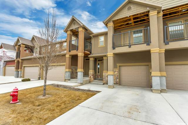 1612 N Venetian Way, Saratoga Springs, UT 84045 (#1724469) :: goBE Realty