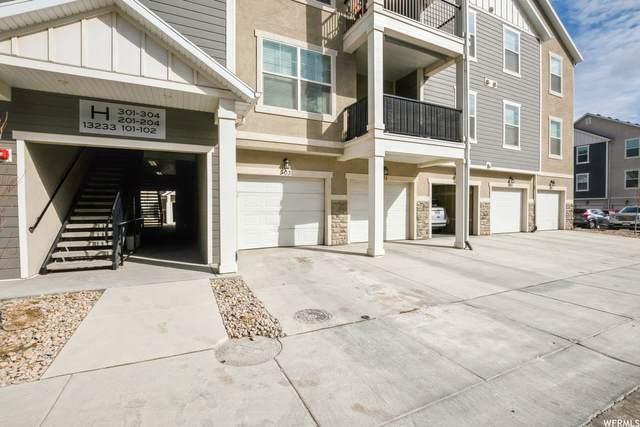 13233 S Andros Ln H101, Herriman, UT 84096 (#1724494) :: Big Key Real Estate